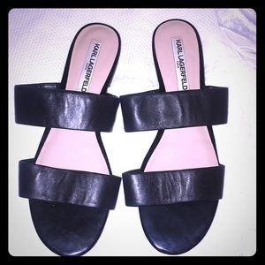 Karl Lagerfeld Sandals 🌺🌝